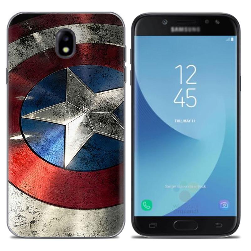 Caja de teléfono suave TPU de envío directo para Samsung Galaxy J3 - Accesorios y repuestos para celulares - foto 5