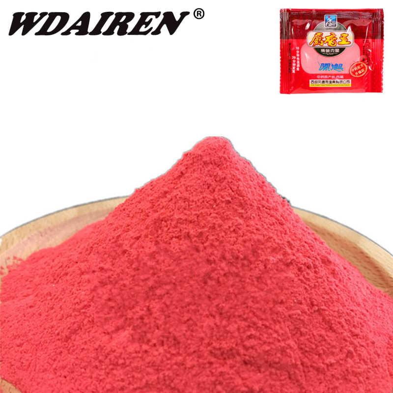 1 Zakken 10G Muskus Smaak Additief Karpervissen Groundbait Flavours Visaas Maken Geur Ne-466