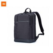 Оригинал xiaomi классический бизнес рюкзак для женщины мужчина рюкзаки школьный рюкзак большой емкости студенты бизнес-сумки для ноутбуков