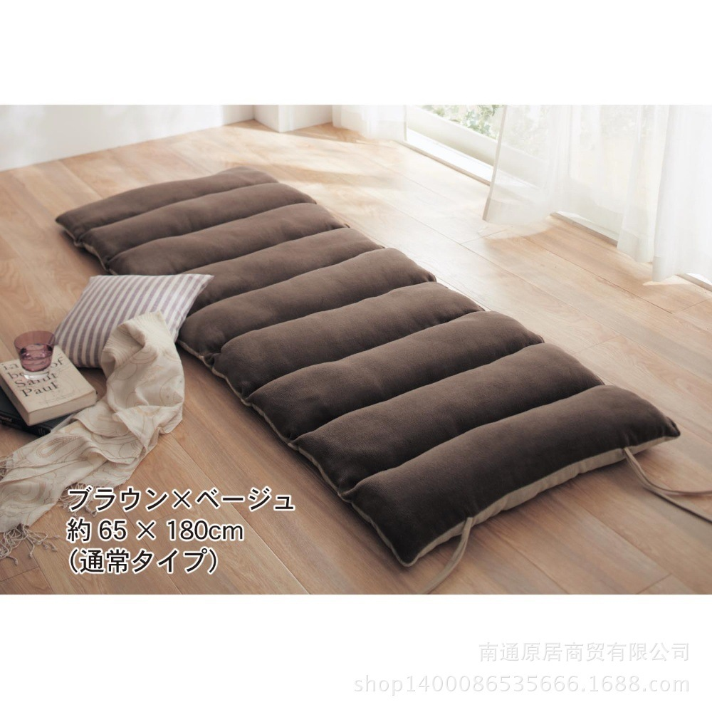 Домашний текстиль коврик детский матрас пол подушки офис сон подушка две стороны, использование 73*160 см Открытый розовый Brwon