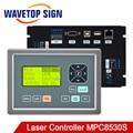 Лазерный контроллер WaveTopSign Leetro MPC8530S CO2  система контроля движения DSP  для лазерной гравировки и маркировочной машины