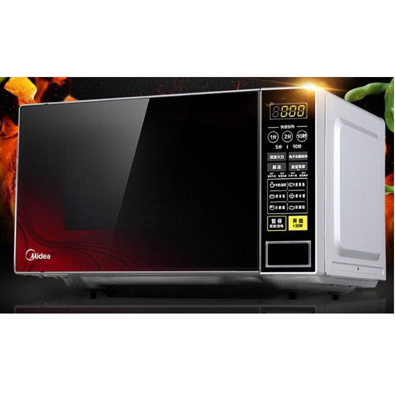 Household intelligent font b microwave b font furnace Multi function menu 21L large capacity Uniform heating