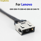 1pc Notebook Computer DC Power Jack Harness Plug In Cable For Lenovo Ideapad G50 G50-70 G50-45 G50-30 80 G40-70 Laptop Connector