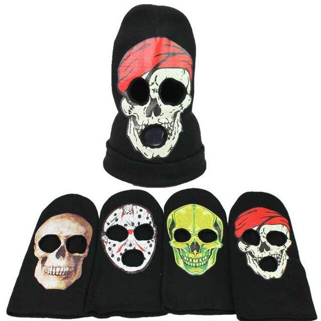 Halloween Horror Teufel Hut Rolle Spielen Hut Kühlen Knochen Muster ...