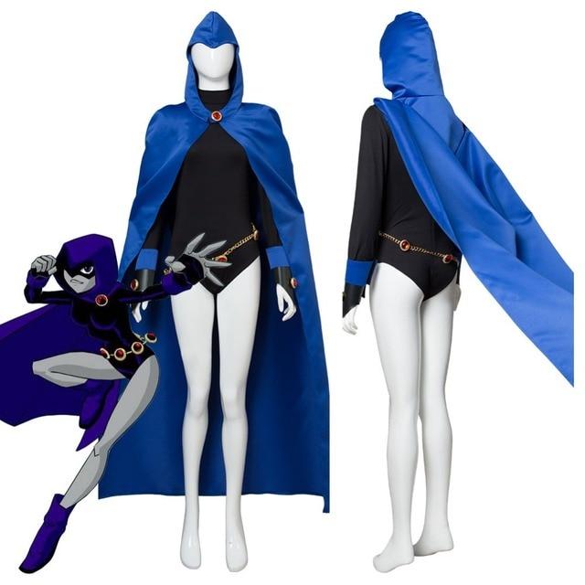 Sexy Raven Teen Titans - Porno Gallery-9175