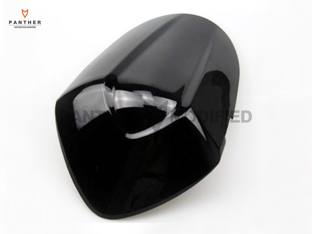Black motorcycle Rear Seat Cover Cowl moto rear seat case for 2005 2006 Suzuki GSXR GSX R 1000 K5 2005 2006