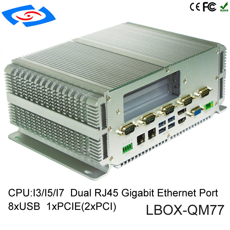 Customize High Performance Thin Slim Intel Core I7-3610QM Quad Core Processor Mini PC Barebone