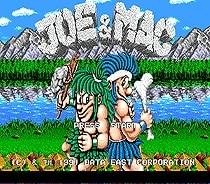 Joe & Ma 16 bit MD Game Card For Sega Mega Drive For SEGA Genesis