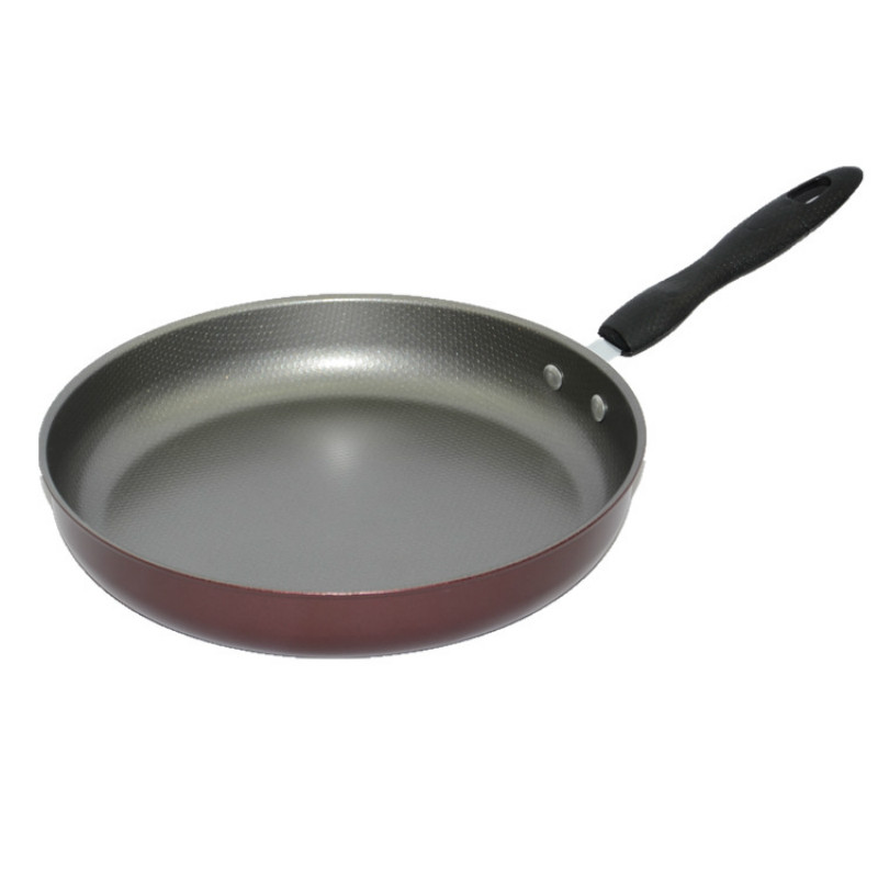 Mini Flat Bottom Medical Stone Non-stick Frying Pan 23-26CM Multi-purpose Pancake Pan Omelet Use Gas Induction Cooker Universal