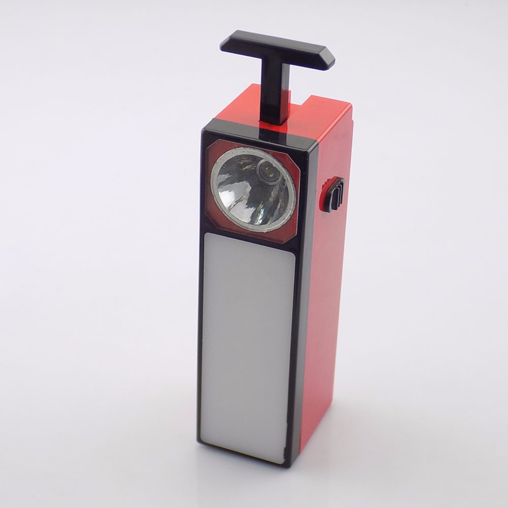 LED Solar flashlight protable flash light Torch Outdoor Tent Lights 2 way Lantern Color  ...