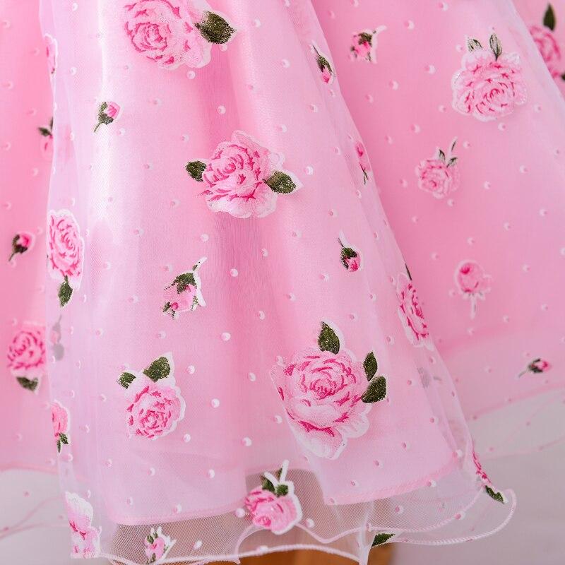 Vestido al por menor de la flor en los marcos para la boda party ...