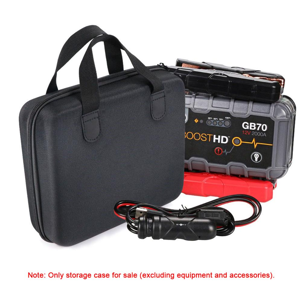 Storage-Box Power-Bank Jump-Starter Genius Boost NOCO Car Emergency Portable for Gb70-power/Portable/Shockproof
