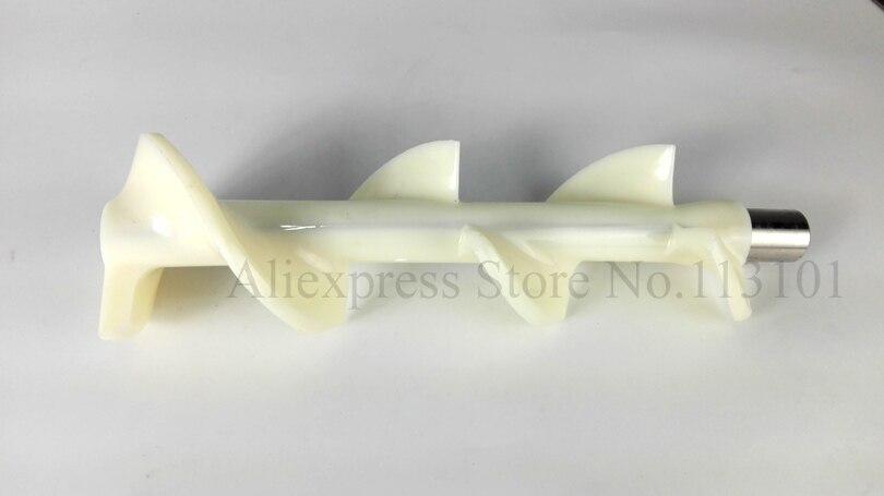 Запасной Запчасти для BQL мягкая Мороженое машины целом коробка передач + L в форме трубы уплотнение + 3 ручка + ударные стержень + конус