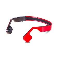 Bone Conduction Wi-fi Headphones Bluetooth Earphone four.1 Waterproof Stereo Headset with Mic Operating Biking Sports activities Headphone