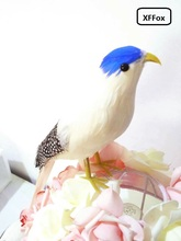 new simulation white bird model foam&furs lifelike pearl bird doll gift about 30cm xf0584 new zealand national bird artificial animal model about kiwi bird toy fur