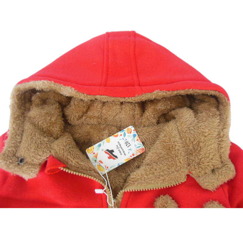 Cartoon-Bear-Children-Winter-Outwear-Boys-and-Girls-Thick-Cotton-Hoodies-Infant-Baby-Cashmere-Zip-Sweater-1-2-3-4-5-6-Years-Old-3