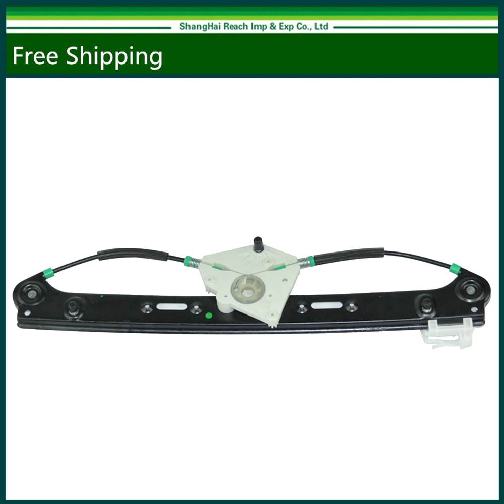 Free shipping new power window regulator rear lh left side for bmw x3 04 10