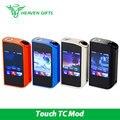 Original Tesla Touch Screen TC Mod 150W Software Upgradable Ti/Ni200/SS/TCR/VW Modes Electronic Cig vs Smok Gpriv Toouch Screen