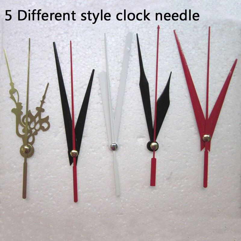 5 대 뉴스 쿼츠 시계 운동 시계 메커니즘 수리 DIY 시계 부품 액세서리 샤프트 16.5 미리 메터 무료 배송 도매