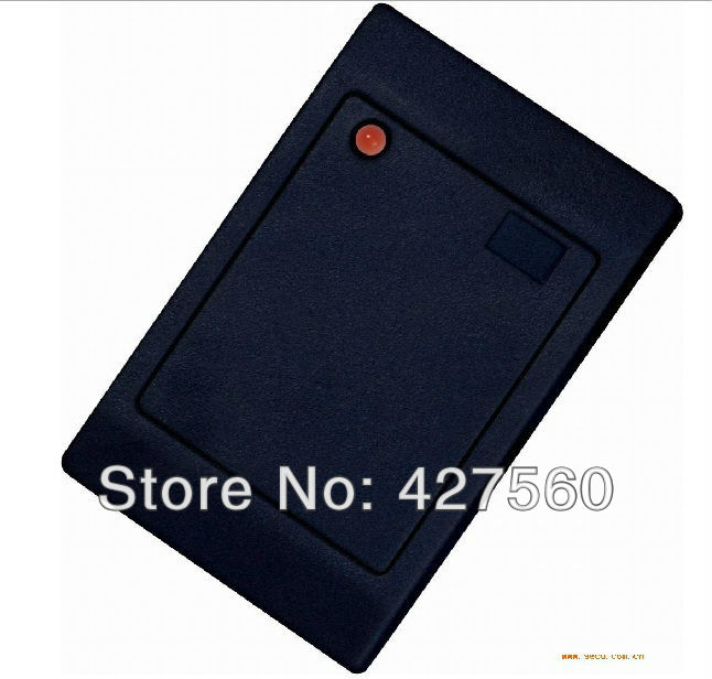 Free Shipping Waterproof ID Card Wieg Rfid readerd Reader/125KHz Proximity Reader 5pcs lot free shipping outdoor 125khz em id weigand 26 proximity access control rfid card reader with two led lights