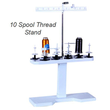 Sew Tech Sewing Thread Holder Stand 10 Spool Stand for Embroidery Machine Brother PC2800 PC6500 PC8200 Sewing Thread Stand SA503 вихрь сн 55