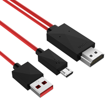 HDMI Adapter 1080P Micro USB to HDMI Cable Adapter Converter for Android Samsung Galaxy S3 S4 S5 Note4 Micro USB HDMI Video Wire цены