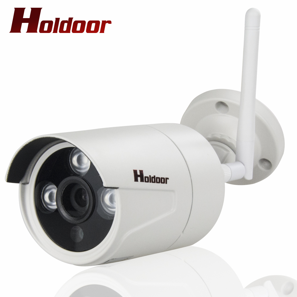 IP66 onvif Outdoor Waterproof WIFI Wireless IP Camera 2MP full HD 1080P Network Infrared Bullet CCTV camera Support 64G TF Card wistino cctv 1080p 960p wifi bullet ip camera white outdoor street waterproof wireless surverillance support onvif yoosee