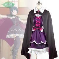LoveLive Sunshine Tsushima Yoshiko Falling Angel Dress Halloween Costumes For Women O