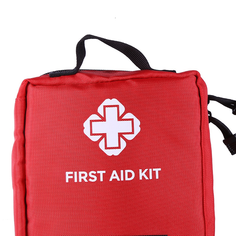 Outdoor Tactical Emergency Medical First Aid Pouch Bags Outdoor Car First Aid Kit Survival Pack Rescue Kit Home Medical Bags