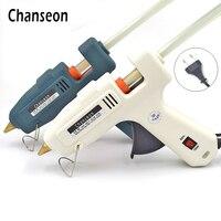Chanseon 60W 100W Hot Melt Glue Gun With Free 1pc 11mm Stick Heat Temperature Tool Industrial