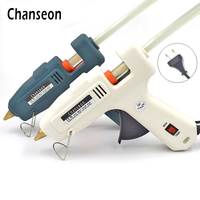 Chanseon 60W 100W Hot Melt Glue Gun With Free 1pc 11mm Stick Heat Temperature Tool Industrial