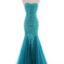 Новые сексуальные блестки Angel-Fashion Новые милые золотые сетчатые кружева с блестками Длинные вечерние платья высокого качества