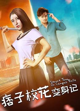 《痞子校花变身记》2017年中国大陆喜剧,爱情电影在线观看