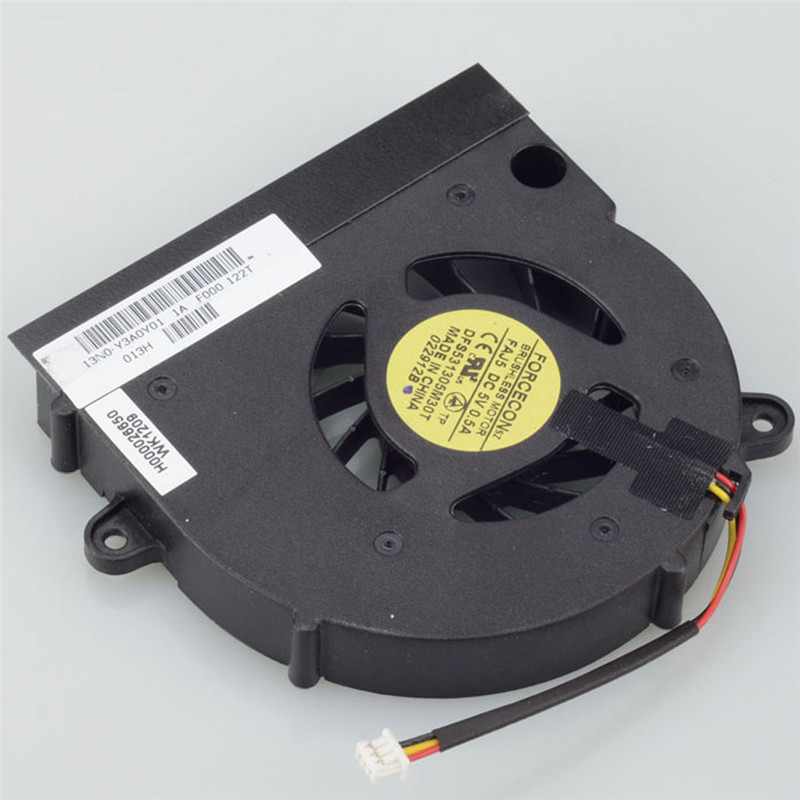 Replacements Components Cpu Cooling Fans Fit For Lenovo L3000 G450A G455 G550 G550M Series Notebook Cooler Fan F0250 574680 001 1gb system board fit hp pavilion dv7 3089nr dv7 3000 series notebook pc motherboard 100% working