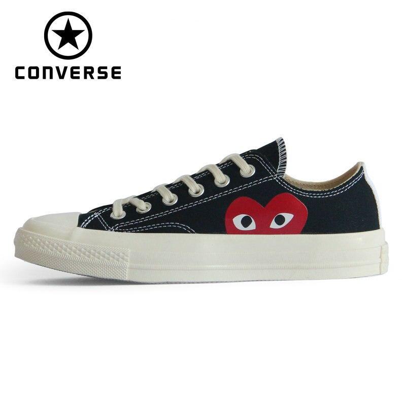 Converse Original Chuck 70 All Star Original CDG X Converse 1970 S unisexe chaussures de skate # 150206C