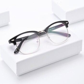 UOOUOO blue ray glasses cycling eyewear women eyeglasses frames men glasses myopia gaming glasses protective eyewear AT6319 фото