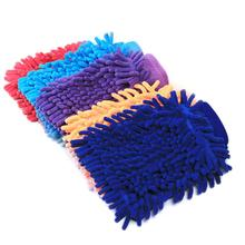 Car styling AUTO Easy Microfiber Car Kitchen Household Wash Washing Cleaning Glove New HOT