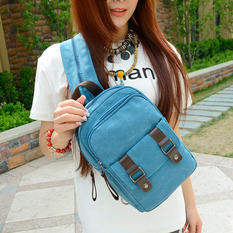 Women Canvas Backpacks For Teenage Girls School Bags Large High Quality New Fashion Men Backpack Travel
