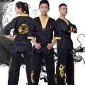 Классический джит кун до униформы черный JKD подходит кунг-фу nunchakus одежды боевых искусств наряды учебные одежда для взрослый ребенок