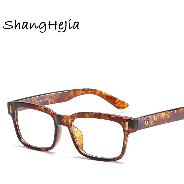 e38990e4c4e 2018 Fashion Women Glasses Frame Men Eyeglasses Frame Vintage Square Clear  Lens Glasses Optical Spectacle Frame spectacles