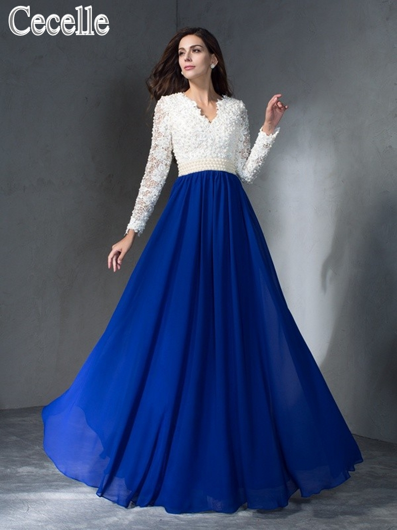 Online Get Cheap Modest White Prom Dresses -Aliexpress.com ...