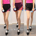 yomrzl L597 new arrival summer women's fashion fast dry light short plus size board short