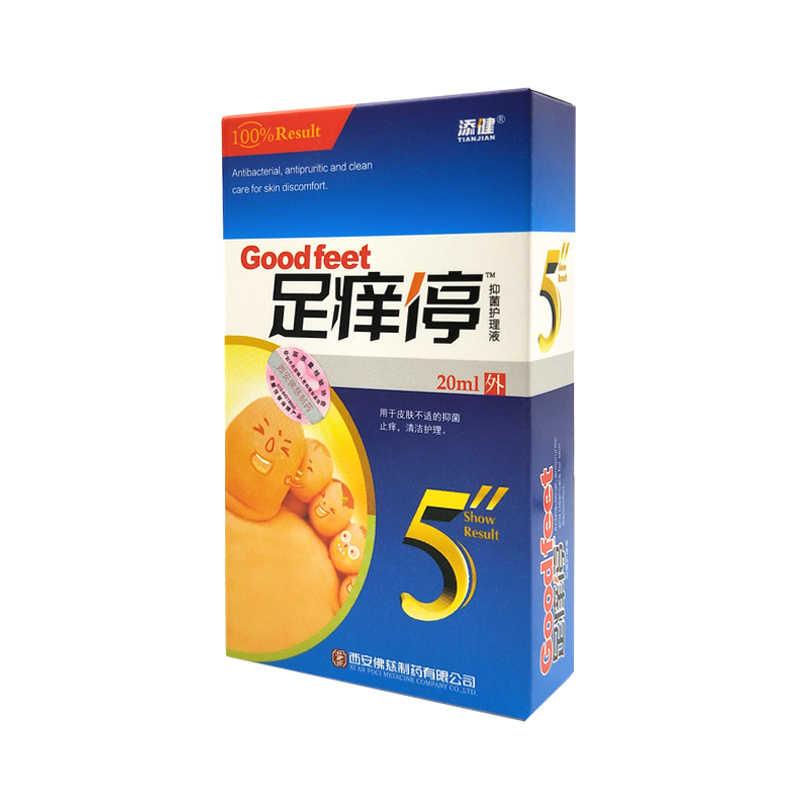 Soin des pieds professionnel déodorant antibactérien poudre Anti démangeaison sueur odeur pieds liquide Anti-champignons Spray chaussettes