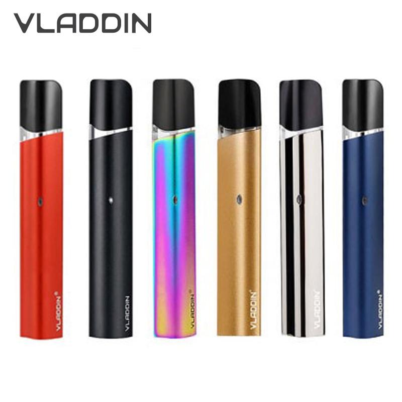 20 pcs lot VLADDIN RE Full Kit Vladdin 350mah Electronic Cigarettes Kit 1 5ml empty Cartridge