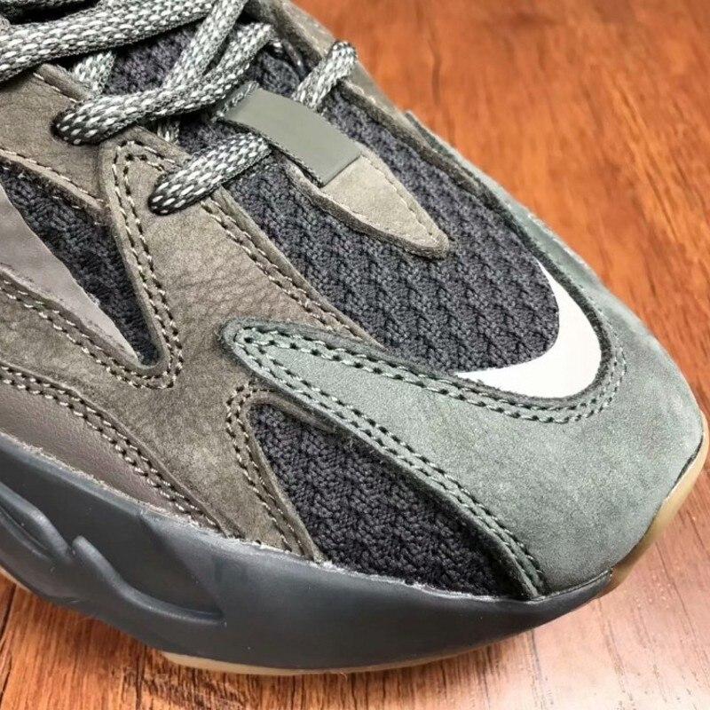2019 Hommes chaussures de course chaussures de sport Marque Athletic Jogging En Plein Air chaussures de marche Amoureux Rétro Plat Avec chaussures de gymnastique grande taille - 4