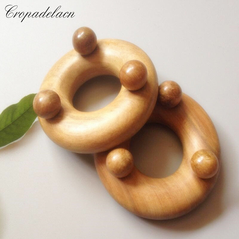 Vietnam fragrant wood massage face belly multipurpose health thin belly body massager for blood circulate lower blood pressure 2pcs natural fragrant wood hexagonal hand massage balls roller massager sphere acupuncture for blood circulate relax health care