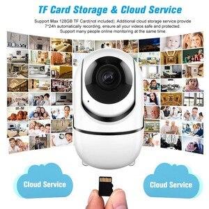 Image 3 - 1080P WIFI kamera kablosuz bebek izleme monitörü IP kamera hareket algılama gece görüş ev güvenlik kamerası WIFI güvenlik sistemi seti