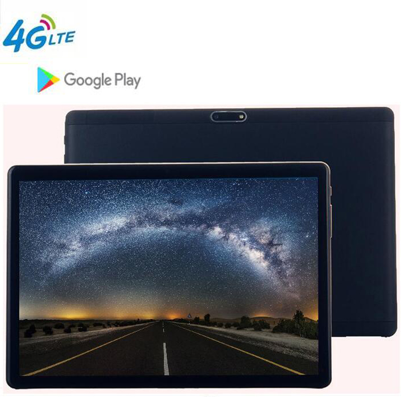 CARBAYTA CP9 Android 8.1 2.5D Glass 10 Inch The Tablet Octa Core 4GB RAM 64GB ROM 3G 4G Phone Call 1280*800 IPS Kid Gift Tablets