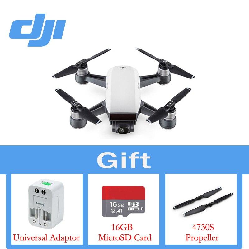 DJI chispa Drone (excluido controlador remoto) 1080 p HD Drones con cámara quadrotor RC FPV quadcopter chispas original