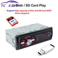 Car MP3 Bluetooth Decoders Wireless Receiver FM Radio Audio Adapter Hands free Remote Control USB DIY Speaker Module SD Card